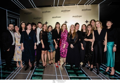 Η ΑΠΟΝΟΜΗ ΤΩΝ ΛΑΜΠΕΡΩΝ ΒΡΑΒΕΙΩΝ ΟΜΟΡΦΙΑΣ BEAUTY STARS 2020 ΒΥ MADAME FIGARO