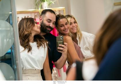 Το επίσημο opening της FRACOMINA boutique στο Κολωνάκι