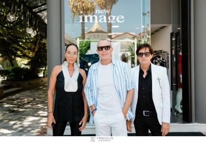 Ο Jean-Claude Jitrois με New Image