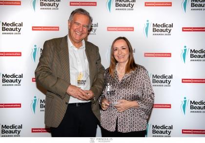 Απονεμήθηκαν τα Medical Beauty Awards 2020, τα βραβεία που επιβραβεύουν την καινοτομία σε προϊόντα, υπηρεσίες και επαγγελματικούς χώρους στον τομέα της υγείας της ομορφιάς