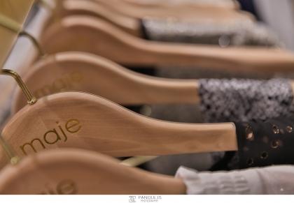 Παρουσίαση της νέας Χειμερινής συλλογής Maje στην πρώτη ομώνυμη Boutique