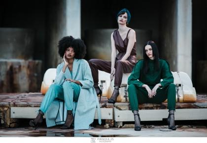 Athens Xclusive Designers Week. Το εντυπωσιακό fashion film των Mi-Ro στο 7ο Επεισόδιο της Athens Xclusive Designers Week! [ axdw ]