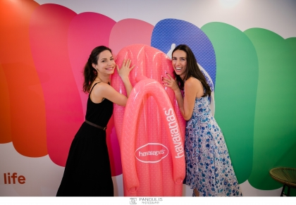 Opening Event για το νέο flagship store της Havaianas στο κέντρο της Αθήνας