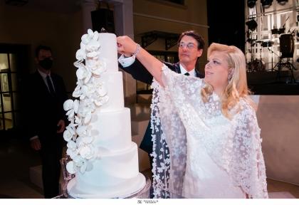 Κωσταντίνος Σκορίλας και Κλέλια Χατζηιωάννου - ο γάμος τους