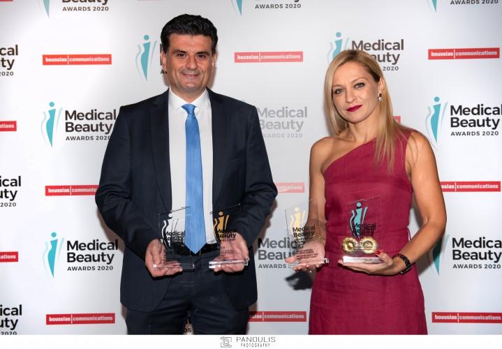 Medical Beauty Awards 2020: Οι μεγάλοι νικητές στον τομέα της υγείας της ομορφιάς - εικόνα 5