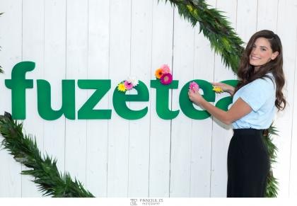 FUZETEA: Μια νέα μοναδική γευστική εμπειρία τσαγιού, για να ξεχάσετε ό,τι ξέρατε για το παγωμένο τσάι! Η Χριστίνα Μπόμπα brand ambassador του προϊόντος