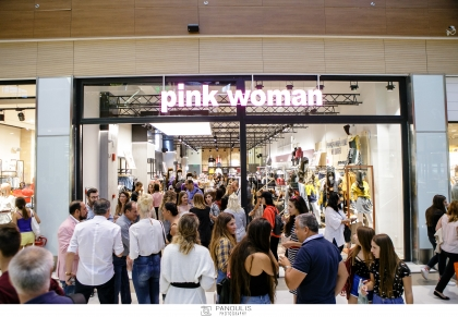 New Concept store Pink Woman @ TheMallAthens