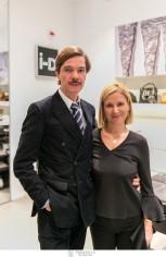 O μοναδικός Elie Top παρουσίασε τις συλλογές κοσμημάτων του στο i-D Concept Stores στο Golden Hall