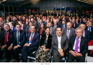 DEF 2019 - DELPHI ECONOMIC FORUM / 4ο Οικονομικό Φόρουμ των Δελφών: Με εκπροσώπους από 24 χώρες & 500 ομιλητές