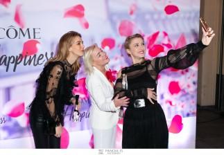 Με ένα ξεχωριστό δείπνο η Lancôme γιόρτασε χθες 18 Μαρτίου, την Ημέρα της Ευτυχίας στο City Link