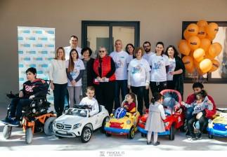 Η ΕΛΕΠΑΠ, Ελληνική Εταιρία Προστασίας και Αποκαταστάσεως Αναπήρων Προσώπων, www.elepap.gr, πραγματοποίησε το 2ο Εργαστήριο Go Baby Go Greece