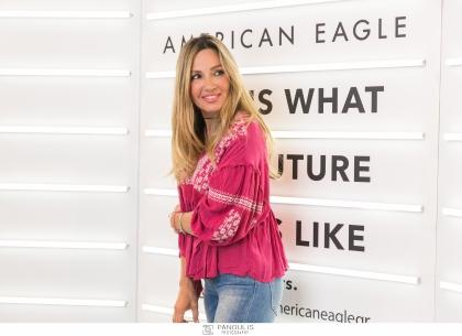 Νέα άφιξη American Eagle στη Γλυφάδα
