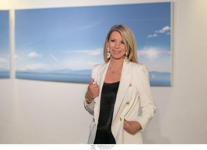 Ζέττα Αντσακλή «Clouds: Τέχνη και Τεχνολογία», Ευγενίδειο Ίδρυμα