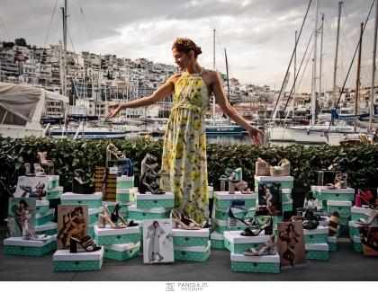 #MAIRIBOOFORENVIE - H Envie Shoes παρουσιάζει 14 μοναδικά νέα σχέδια με την υπογραφή της Μαίρης Συνατσάκη!