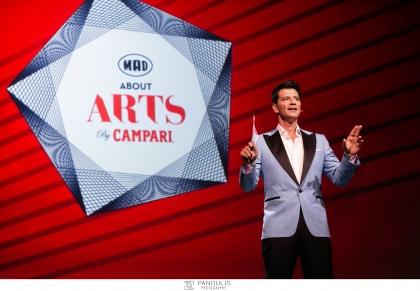 Mad About Arts by Campari. Με ιδιαίτερη επιτυχία πραγματοποιήθηκε ο θεσμός που ανέδειξε και τίμησε την έμπνευση, τη δημιουργικότητα, την καινοτομία νέων Ελλήνων δημιουργών!
