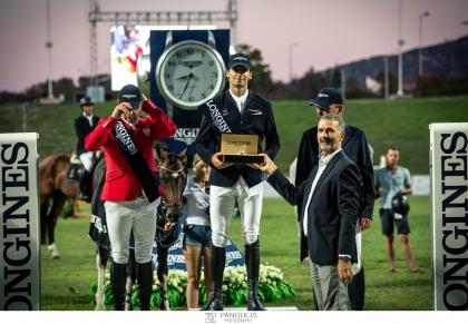 Για πρώτη φορά στην ιστορία του, οι Τελικοί του  Παγκοσμίου Κυπέλλου Εθνών Longines FEI Jumping Nations CupTM Division 2 έλαβαν χώρα στην Ελλάδα κατά τη διάρκεια του Athens Equestrian Festival 2019 που έγινε στο Μαρκόπουλο στο Ολυμπιακό Κέντρο Ιππασίας