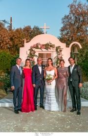 Δήμητρα Λαζαράτου & Μιχάλης Σταθάτος - Η πρόβα νυφικού στο ατελιέ της Σίλιας Κριθαριώτη και ο γάμος τους στο κτήμα 48