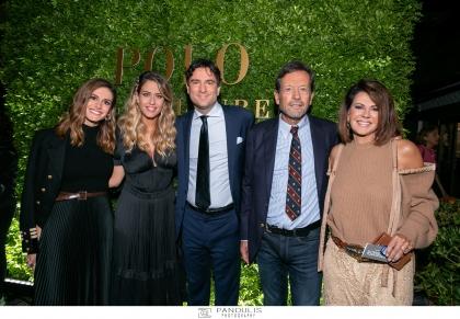 Ο Όμιλος Lapin House εγκαινίασε το πρώτο flagship κατάστημα Polo Ralph Lauren στην Ελλάδα με ένα cocktail party