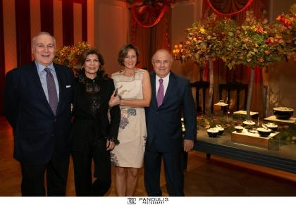Με μεγάλη επιτυχία πραγματοποιήθηκε η παρουσίαση της τελευταίας συλλογής κοσμημάτων του Οίκου VHERNIER, που εκπροσωπεί στην Ελλάδα ο Οίκος VOURAKIS - ξενοδοχείο Grande Bretagne