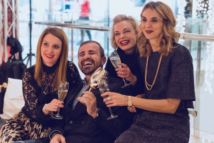 POP-UP STORE EVENT από τη MOËT & CHANDON στο Golden Hall