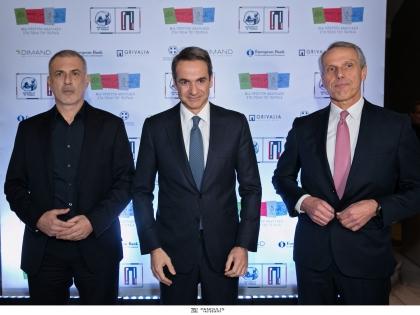 Η παρουσίαση του σημαντικότερου Προγράμματος Αστικής Ανάπλασης των τελευταίων 30 ετών στο Δήμο Πειραιά, έλαβε χώρα στο Δημοτικό Θέατρο Πειραιά, ενώπιον του Πρωθυπουργού κ. Κυριάκου Μητσοτάκη και πλήθους εκπροσώπων του πολιτικού, επιχειρηματικού και δημοσιογραφικού κόσμου