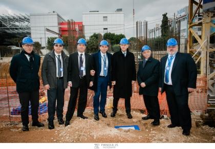 Η Sparkle θεμελιώνει το 4ο Data Center της στην Ελλάδα