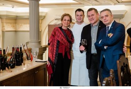 Wine Legends of the World στο Ξενοδοχείο Μεγάλη Βρεταννία. Κτήμα Άλφα: Η Επιλογή του Οινοποιού