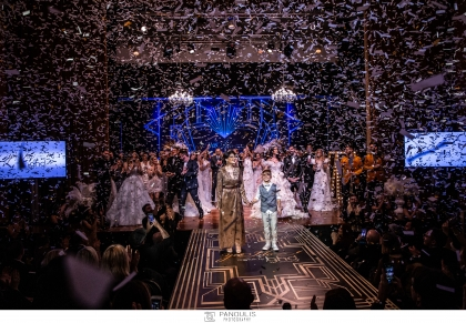 Yes I Do Catwalk by ghd. Ένα φαντασμαγορικό Great Gatsby Show χωρίς προηγούμενο!
