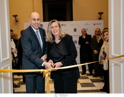 A JEWEL MADE IN GREECE. Με μεγάλη επιτυχία πραγματοποιήθηκε για 7η χρονιά η Μεγάλη Συνάντηση Δημιουργών  Σύγχρονου Ελληνικού Κοσμήματος στο Ζάππειο Μέγαρο