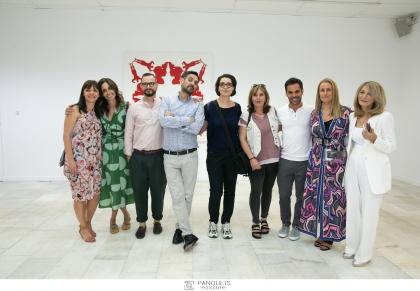 """When Law goes pop(!)"". Tο Project {Just/Art}* φιλοξενεί τους ath1281, Κανέλλα Αράπογλου, Λεώνη Γιαγδζόγλου, Ασπασία Μουριάδου, Σοφία Παπαδοπούλου, Φωτεινή Πούλια, Aμαλία Σωτηροπούλου, Luca de Salvia (#justgroup)"