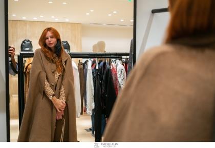 Παρουσίαση της Sandro στην πρώτη ομώνυμη Boutique