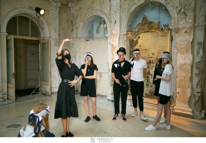 Κλασσικό μπαλέτο και κοσμοπολίτικος αέρας στο 2ο επεισόδιο της διαδικτυακής Athens Xclusive Designers Week by Pantene! [ΗΜΕΡΑ 2Η]