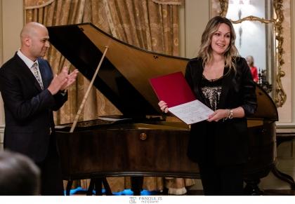 ΓΙΑΝΝΗΣ ΧΑΤΖΗΛΟΪΖΟΥ & ΚΡΙΣΤΙΝ ΟΠΟΛΑΪΣ. Πριγκιπικές τιμές για τον Μαέστρο και την παγκόσμια Ντίβα στη Βασιλική Σουίτα της Μεγάλης Βρεταννίας