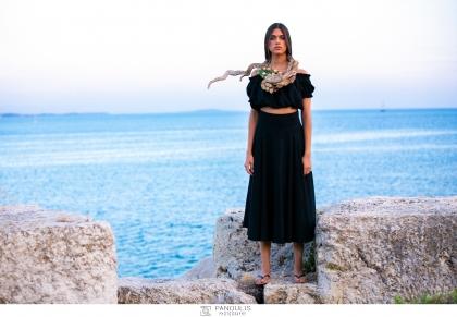 Προξενείο Ακτής Ελεφαντοστού - Fashion Show για φιλανθρωπικό σκoπό με δημιουργίες του επώνυμου σχεδιαστή μόδας Βασίλη Ζούλια - Ναυτικός Όμιλος Ελλάδος