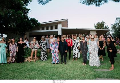 Athens Xclusive Designers Week. Με υπέρκομψες δημιουργίες κι ένα ξεχωριστό fashion show ο Vassilis Zoulias έκλεισε την 28η εβδομάδα μόδας