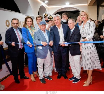 Με μεγάλη επιτυχία ολοκληρώθηκε το 1ο Olympic Yacht Show by Jaguar Land Rover